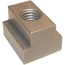Fits 6 mm Table Slot Winco A84640 No J.W M5 x 0.8 Thread 508L Extended T-Slot Nuts