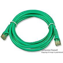 50 ft Cat5e Cat5e SPC21989 Pack of 2 SPC21989 Ethernet Cable RJ45 Plug Blue 15 m Snagless RJ45 Plug