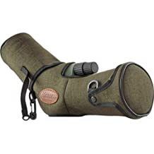 Navitech Black Protective Portable Handheld Binocular Case and Travel Bag Compatible with The Kowa BD25-10GR 10x25 with Belt and Shoulder Strap