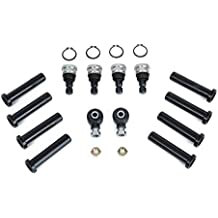 OCPTY New 4-Piece fit for 1994-1999 Dodge Ram 2500 3500 Ford Excursion F-250//F-350 Super Duty 4WD F-350 4WD-2 Front Lower 2 Upper Ball Joint