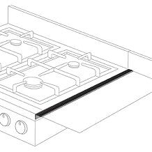 Frigidaire 5303935244 Range//Stove//Oven Trim Kit