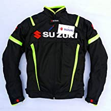 MTFoo Camiseta Suzuki Mens Motorcycle Racing Chaqueta Moto Riding Clothing Jacket Men Jaqueta Motoqueiro Jackets Armor Cross Coat