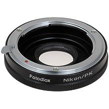 K-m, K-5 K200D K20D Fotodiox 58mm Filter Thread Macro Reverse Mount Adapter Ring for Pentax K Camera K100D K-01 DS2 K110D fits Pentaxist DS K-30 DL K10D K-m A.K.A. K2000 GX-10 K100D Super K-r K-x DL2 K-7 Samsung GX-20 D