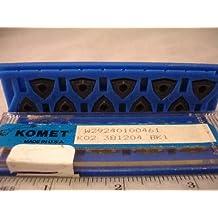 1379 W29 18010.0462 BK62 KOMET Carbide Inserts 10pcs