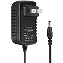 UpBright New AC//DC Adapter for Crestron PW-2420RU PWI-2420RU TR9CI2500CCP-Y-139444 GT-21126-6024 HES61-13 HES6113 Switching Power Supply Cord Battery Charger Mains PSU w//Barrel Round Plug Tip