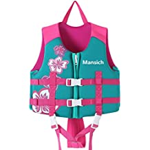 FASHION Floatation Swimsuits with Adjustable Buoyancy for 1-10 Years Baby Girls RS
