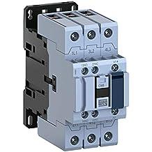 25 Amps 24VAC Coil IEC Contactor WEG Electric CWM25-00-30V04 3-Pole