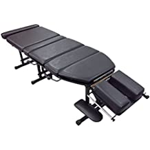29f7d3ab10f4 DevLon NorthWest Portable Chiropractic Table Drops Height Adjustment  Treatment Club 180 Includes Paper Roll