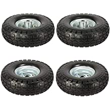 2 Pack GCT-10NF Gorilla Carts No Flat Replacement Tire 10 Inch