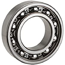 Steel Cage 32 mm OD C3 Clearance 12 mm Bore ID NTN Bearing 6201LLUC3//EM Single Row Deep Groove Radial Ball Bearing Double Sealed 10 mm Width Contact Electric Motor Quality