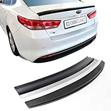 Factory Style Spoiler-Coast Blue Pearl Paint Code WU6 Spoiler for a Hyundai Genesis Coupe 2 dr Accent Spoilers