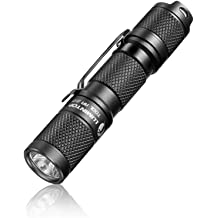 Lumintop GT micro 1000 lumens cree XP-L hi 400M smooth ramp feature FREE 14500!