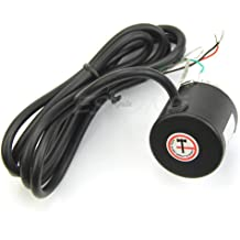 Davitu 25PCS 5 Kinds Mouse Encoder Kit Wheel Encoder Repair Parts Switch Set 5mm 7mm 9mm 11mm 13mm Connector H-5mm H-13 H-9 H-7 H-11 mm