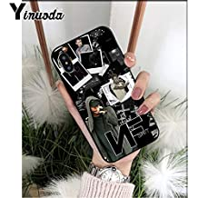 Inspired by NF Rapper Singer by Phone Case Compatible With Iphone 7 XR 6s Plus 6 X 8 9 11 Cases Pro XS Max Clear Iphones Cases TPU Sleeve Wam Sleeve Long Hat 4000285545357
