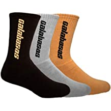 95f04831b4d Yeezy Calabasas Kanye West Limited Edition Athletic Crew Socks 3-Pack