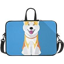 My Best Friend is Akita Messenger Bag