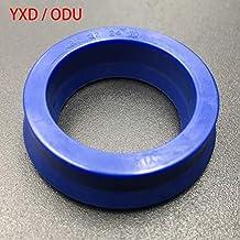 Gimax 19x27x5 U Cup Seal Single Lip Piston Ring Rod Seal U Seal