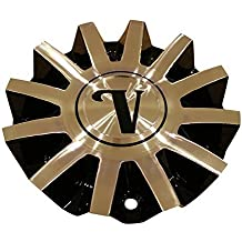 Velocity Wheels Snap In Center Cap NO LOGO with Part Number CC016-1P