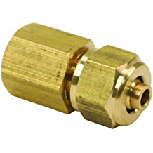 VIAIR 11806 1//8 to 1//4 Straight Union Reducer DOT Approved 2 Pack