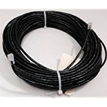 75ft CAT5e CAT-5e FTP Outdoor Shielded Aerial Self Supporting W// Messenger Wire