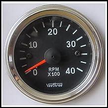 B//B Veethree 267228 Fuel Gauge with Universal Sender