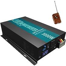 Solinba 6KW//Peak 18KW Pure Sine Wave DC 48V to AC110V,60 Hz Off Grid Power Converter Inverter Generator 6KW-LF-PSW-48-110