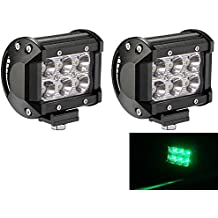 Waterproof 12V Square LED Combination Brake 80 and Marine Boat Trailers License Kaper II L15-0157L Submersible Stop Running Turn Works for Left Side Reflective Tail Light and Marker Function
