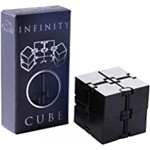 Galaxy Space Relieve Stress and Anxiety Cool Hand Mini Kill Time Toys Infinite Cube for Add ADHD Mini Gadget Infinity Fidget Kids and Adults