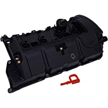 Bapmic 55556284 Engine Valve Cover Camshaft Rocker Cover for Vauxhall OPEL 1.6 Z16XEP Z16XE1 Engines