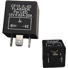 Blazer FL552//536LL Long Life Electronic 2-Terminal Flasher