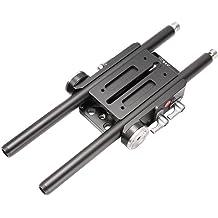 JTZ Ring Adapter Converter for Sony PXW Quickly Adapting FS5 FS5II Handle Grip Arri Rosette Standard Teeth DP30 Extension Arm Bracket DSLR Rig