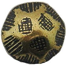 "C.S Osborne 250 Pcs 1/"" Diameter Dark Natural Nail #7266-N Decorative Tacks"