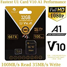 100MBs A1 U1 C10 Works with SanDisk SanDisk Ultra 200GB MicroSDXC Verified for LG V10 by SanFlash