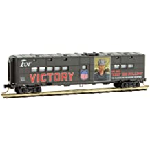 Micro-Trains MTL N-Scale 53ft Corrugated Container CSX Transportation #232540