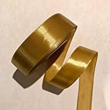 Antique Gold 1//4 Inch X 100 Yards Reliant Ribbon 25640-974-01C Raffia Pearl Ribbon