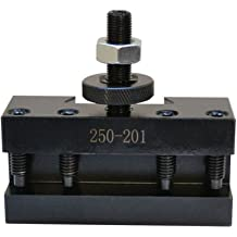 6-12 Inch AXA Quick Change CNC Tool Post #41 Heavy Duty Boring Bar Holder 250-141 202-9414A P
