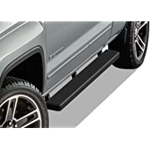 41108382080 Ionic 41 Series Black fits 2016-2018 Dodge Ram Crew Cab ONLY Running Boards Side Steps
