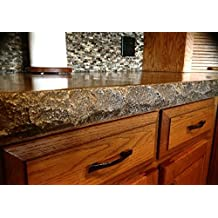 Rugged Fracture Edge 2 Concrete COUNTERTOP Edge Form Liners 3//8 Wide x 6 Long