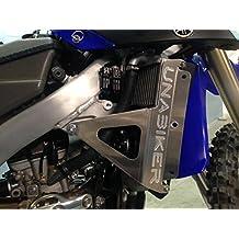 Bare Aluminum Unabiker 13-15 KTM 85 SX SXS Radiator Guards