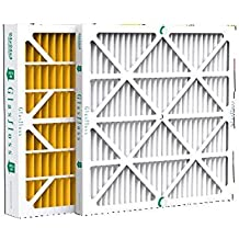 Glasfloss Industries M1112241 Z-Line Series MR-11 Pleated Filter 12-Pack