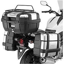 SHAD W0RR82SF Side Case Fitting Kit for BMW R850//1150R 2002 Black