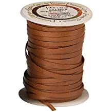 Tandy Leather Deerskin Lace 1//8 x 50 ft Saddle 5067-04