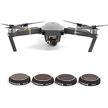 Wyanlin HD Drone Grey ND Lens Filter for DJI Mavic Pro Wyanlin Color : Color3