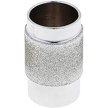 Fanthee Grinding Head Bit,Diamond Grinding Wheels Stained Glass Grinder Head Bit Durable Hardware Tools