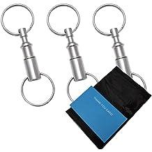 OCTOPUS key chain light and sound GIFT emergency gear KEYGEAR survival kit fun