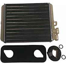 Inlet Size 0.62 in. Core Size 0.62 in Heater Core for Volvo 760 83-90//960 92-97 9.5 X 7.12 X 2 in