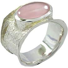 Jewelryonclick Real Lemon Quartz Pendant 925 Sterling Silver Pear Shape Bezel Style Handmade Gift Jewelry