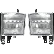 6 inch 2007 Mitsubishi Fuso FE SERIES CREW CAB Side Roof mount spotlight 100W Halogen -Black Passenger side WITH install kit