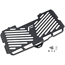 TARAZON Polished ATV Radiator Aluminum Core Super Engine Cooling for Honda Fourtrax Foreman 500 2012 2013 Fourtrax Rancher 420 TRX420 2007-2013