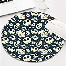 Gaming Mouse Pad Non-Slip Water Resistant Rubber Base Cloth Computer Mouse Mat-Cute Puggle Love Mousepad